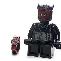 LEGO 乐高 星球大战 闹钟手表套装(手表+闹钟+人仔)