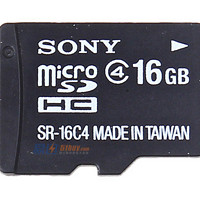 14点开始:SONY 索尼 TF存储卡(Class4、16GB)