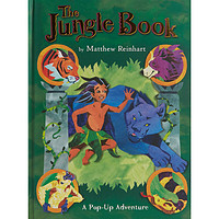 《The Jungle Book: A Pop-Up Adventure》(精装)