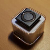 apple 苹果 iPod shuffle 2GB MP3播放器 黑色