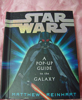 《Star Wars: A Pop-Up Guide to the Galaxy》星战经典立体书