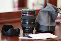 Canon 佳能 EF 24-105mm F4 L IS USM 镜头(拆机版)