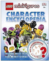 LEGO Minifigures Character Encyclopedia 乐高人仔百科全书