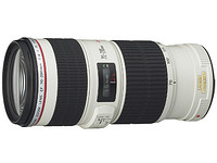 Canon 佳能 EF 70-200 F4 L IS USM 爱死小小白