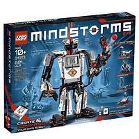 国行好价:LEGO 乐高 Mindstorms EV3 三代机器人