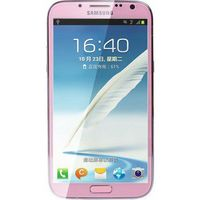 SAMSUNG 三星 GALAXY Note II N719 CDMA2000/GSM  智能手机 粉色(双模双待、5.5寸Super AMOLED、电信版)