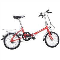 OYAMA 欧亚马 明月-M100 16寸折叠自行车