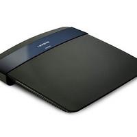 Linksys 思科 EA3500 无线路由器(双频、750M、第三方应用,翻新)