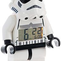 凑单品:LEGO 乐高  Storm Trooper 风暴兵 人仔闹钟