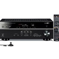 YAMAHA 雅马哈 RX-V575 家庭影院功放(7.2声道、4K、AirPlay)