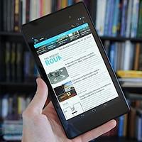 新低价:Google 谷歌 Nexus 7 二代 平板电脑 16GB(4核/7寸/IPS)全新版