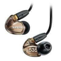 百亿补贴:Shure 舒尔 SE535BT1 三单元无线蓝牙耳机 金色