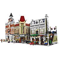 LEGO 乐高  街景系列 10243 巴黎餐厅