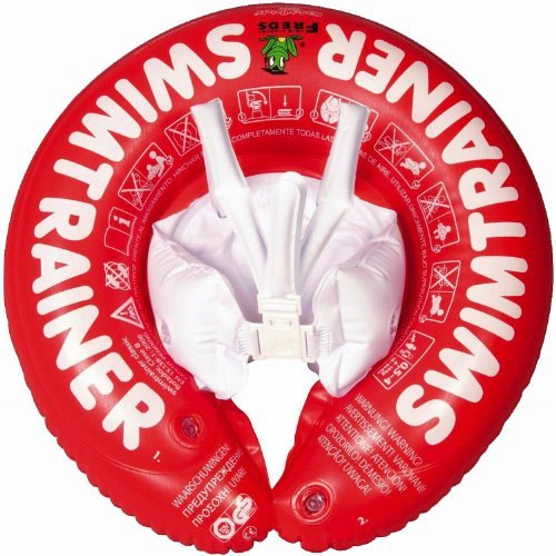 FREDS SWIM ACADEMY SwimTrainer 婴儿游泳训练圈