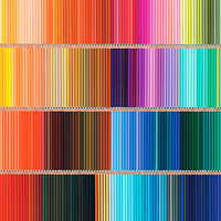 FELISSIMO 芬理希梦 500色彩色铅笔