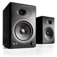 京东PLUS会员:audioengine 声擎 A5+ 书架式有源音箱
