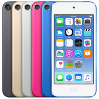 Apple 苹果 iPod touch 6 多媒体播放器 16GB MKH02CH/A