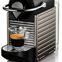 NESPRESSO Pixie C60TI 胶囊咖啡机