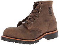 CHIPPEWA Apache Steel Toe 6英寸 男士工装靴