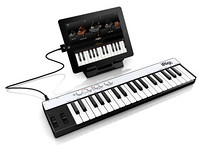 IK Multimedia iRig KEYS 苹果Lighting接口 37键MIDI键盘