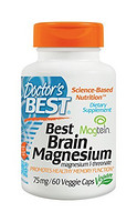 Doctor's Best Brain Magnesium 脑镁素 60粒