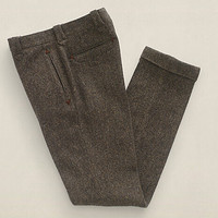 RRL David Slim-Fit Western Trouser 粗花呢羊毛裤