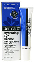 derma e Pycnogenol and Hyaluronic 碧萝芷 玻尿酸 保湿眼霜 14g