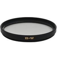 B+W PRO-UV 67mm 单层镀膜 UV镜