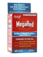 Schiff MegaRed Extra Strength Omega-3 Krill Oil 磷虾油