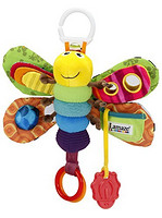 Lamaze Play and Grow Freddie the Firefly 宝宝毛绒挂铃