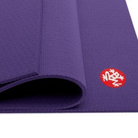 Manduka BLACK PRO Yoga and Pilates Mat 青蛙瑜伽垫 黑垫 215厘米版