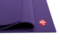 Manduka BLACK PRO Yoga and Pilates Mat 青蛙瑜伽垫 黑垫 215厘米版