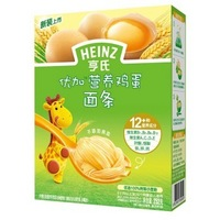 Heinz 亨氏 营养鸡蛋面条
