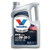 Valvoline 胜牌 SYN POWER 星皇全合成机油SAE 0W-20