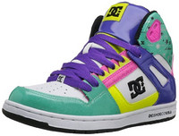 DC SHOES Rebound High SE 女款滑板鞋
