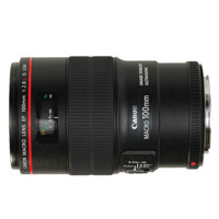 Canon 佳能 EF 100mm F/2.8L IS USM 微距定焦镜头