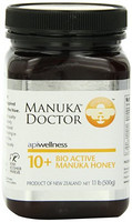Manuka Doctor Bio Active 10 Plus 蜂蜜 500g