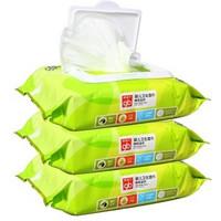 16点预告移动端:Goodbaby 好孩子 WL0006 橄榄滋养 婴儿卫生湿巾 (80片*3包)