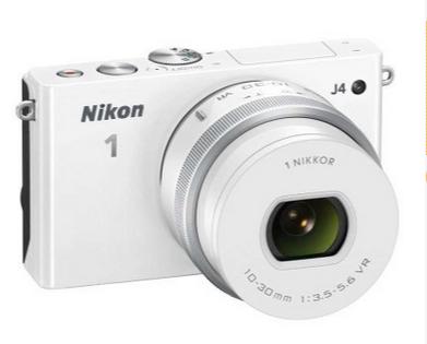 Nikon 尼康 1 J4 微单相机
