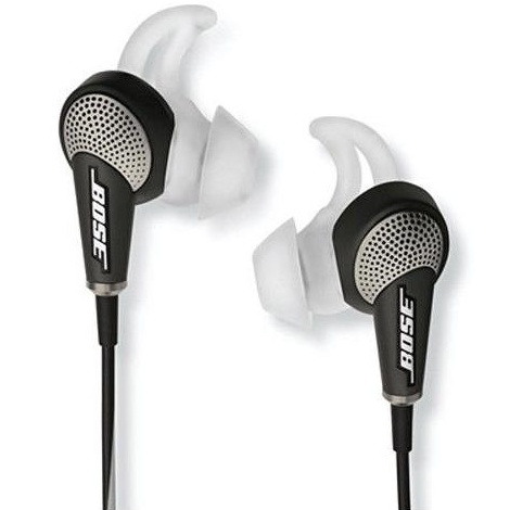BOSE QuietComfort 20(QC20) 有源消噪 耳塞式耳机