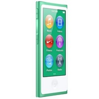 移动端:Apple iPod nano MD478CHA 多媒体播放器