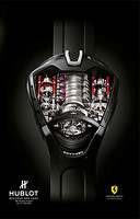 Hublot 宇舶 Ferrari watches系列 限定款 MP-05 男款机械表
