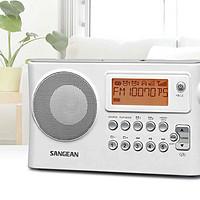 SANGEAN 山进 PR-D14 可插U盘 二波段收音机