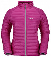 Rab Microlight Jacket 女士羽绒夹克