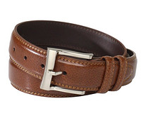 FLORSHEIM Pebble Grain Leather Belt 男士皮带