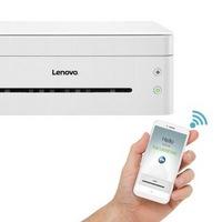 lenovo 联想 小新M7208W 黑白激光无线WiFi多功能一体机