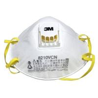3M 8210VCN 呼吸阀型防护口罩 10只