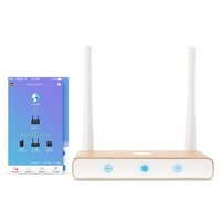 移动端 新低价:HiWiFi 极路由 HC5661 极壹S无线路由器