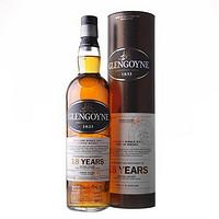 限华东:GLENGOYNE 18年 单一麦芽威士忌 700ml
