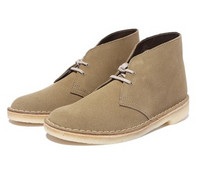 Clarks Originals Desert Boot 男款沙漠靴*2双